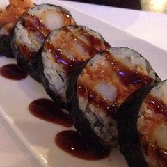 Photo taken at Newport Fusion Sushi by Karen on 2/28/2015