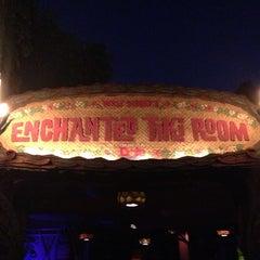 Photo taken at Enchanted Tiki Room by Karen on 6/2/2013