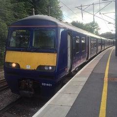 Photo taken at Royston Railway Station (RYS) by James W. on 8/6/2013