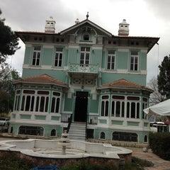 Photo taken at Yeşil Köşk by Gizemnur T. on 2/7/2013