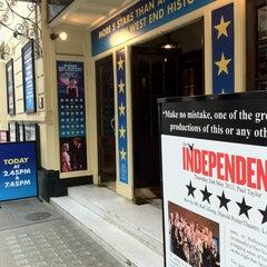 Photo taken at Harold Pinter Theatre by Josh A. on 6/20/2013