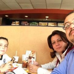 Photo taken at Burger King by Adrián G. on 2/8/2013