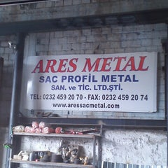 Photo taken at ares metal inşaat panosu ve direk by Aytaç A. on 2/14/2013