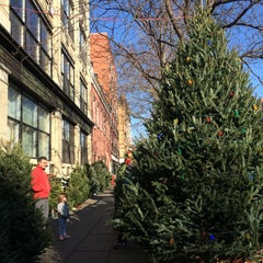 Photo taken at Christopher Street by Andrea M. on 12/6/2015