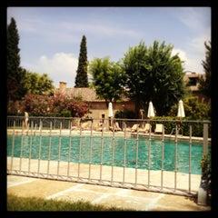 Photo taken at Hotel Parador de Almagro by Esther F. on 7/21/2013