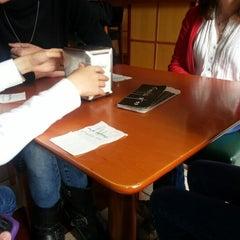 Photo taken at Café Delicias by Obipau on 5/4/2013