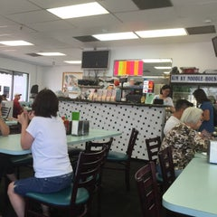 Photo taken at Kim Ky Noodle House by Mark S. on 6/18/2015