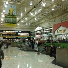 Photo taken at Shopping Center Norte by Geraldo S. on 4/24/2013