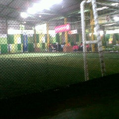 Photo taken at Planet Futsal by Alif K. on 2/24/2013