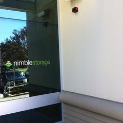 Photo taken at Nimble Storage by Michael W. on 2/11/2013