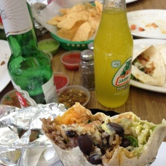 Photo taken at Pancho Villa Taqueria by Kyle P. on 2/17/2013