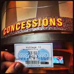 Photo taken at Cobb Village 12 Cinemas by Brian F. on 5/11/2013