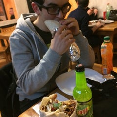 Photo taken at Döner Maxx by Groza V. on 2/14/2014