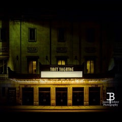 Photo taken at Taft Theatre by Jason B. on 8/15/2015
