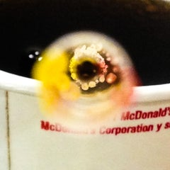 Photo taken at Mc Donald's Ejército by Irckan F. on 2/22/2014