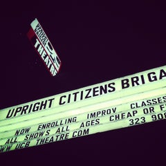 Photo taken at Upright Citizens Brigade Theatre by Melody L. on 2/17/2013