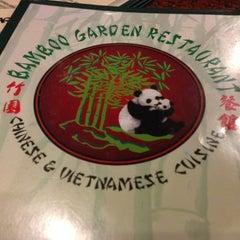 Photo taken at Bamboo Garden by Nelda Ruby on 1/23/2013