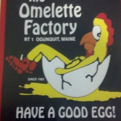 Photo taken at Omelette Factory by Keith D. on 5/5/2013