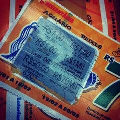 Photo taken at Rua Cincinato Braga by Thiago P. on 10/1/2012