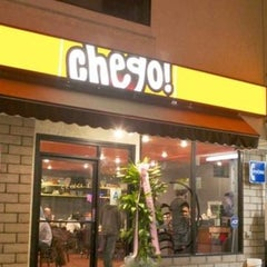 Photo taken at Chego! by LA Weekly on 2/20/2013