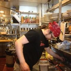Photo taken at Cafe Miranda by Pinky C. on 4/7/2013