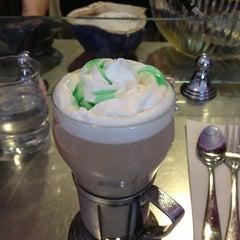 Photo taken at Cafe Miranda by Pinky C. on 3/17/2013