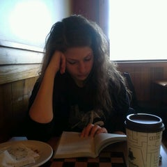 Photo taken at Caribou Coffee by Patrek L. on 3/16/2013