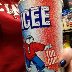 Photo taken at Circle K by Samantha F. on 1/21/2013