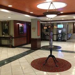 Photo taken at Wyndham Garden Hotel by Juan David P. on 9/11/2013