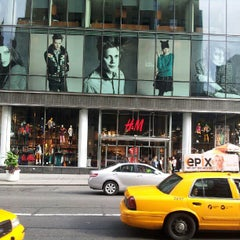 Photo taken at H&M by Andrew M. on 9/30/2012