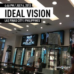 Photo taken at Ideal Vision by Roning A. on 7/6/2013