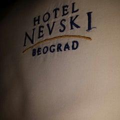 Photo taken at Nevski **** by Darko P. on 4/5/2014