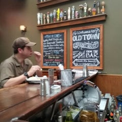 Photo taken at Old Town Draught House by Sid S. on 7/17/2015