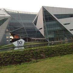 Photo taken at มหาวิทยาลัยกรุงเทพ (Bangkok University) by Icez M. on 1/17/2013
