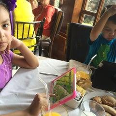 Photo taken at Restaurant El Regio by Adrian M. on 6/14/2015
