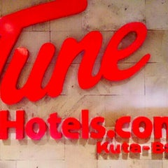 Photo taken at Tune Hotels by Achmad Z. on 4/17/2014