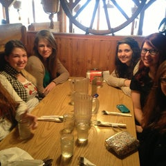 Photo taken at Frontier Pies by Vickie M. on 1/26/2013
