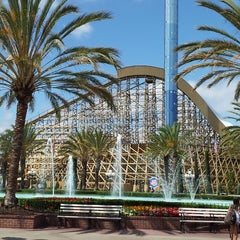 Photo taken at California's Great America by PerryTwins on 7/16/2013