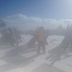 Photo taken at Mount Snow Summit Lodge by A'yen T. on 1/26/2014