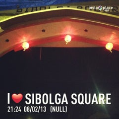 Photo taken at Sibolga Square by Astrid s. on 2/8/2013