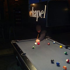 Photo taken at Chapel Tavern by Brian D. on 11/23/2012