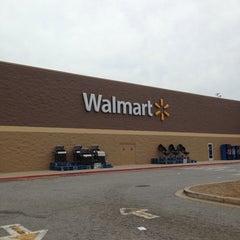 Photo taken at Walmart Supercenter by Mo C. on 4/6/2014
