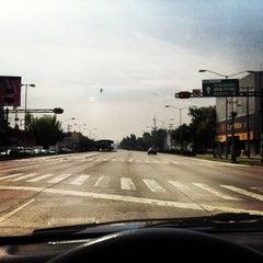 Photo taken at Metrobus Magdalena De Las Salinas by Ernesto V. on 10/19/2013