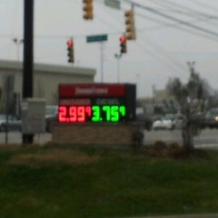 Photo taken at Thorntons by Steven B. on 12/6/2011