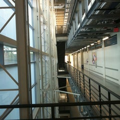 Photo taken at Scott Laboratory (SO) by Dan O. on 10/6/2011