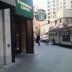 Photo taken at Starbucks by Brandi M. on 11/1/2011