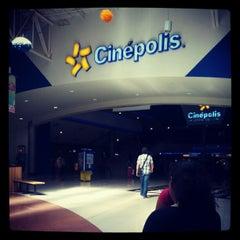 Photo taken at Cinépolis by Jesus Osvaldo C. on 8/19/2012