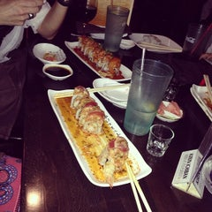 Photo taken at Spicy Tuna by Terry G. on 3/30/2014