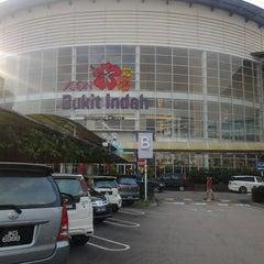 Photo taken at AEON Bukit Indah Shopping Centre by Amzar Z. on 2/22/2013