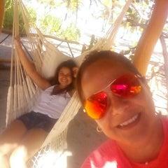 Photo taken at Playa de Boca de Uchire by Aracelis M. on 1/3/2016